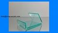 GLASS LOOK A LIKE Clear Acrylic Display