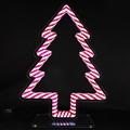 Customized LED Acrylic Christmas Tree
