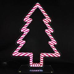 亞克力發光聖誕樹