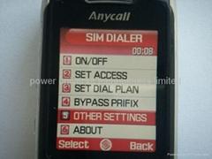 sim dialer for mobile phone