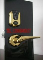 山東防防盜門刷卡鎖