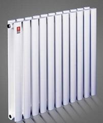 鋼鋁復合暖氣片