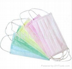 medical nonwoven surgical disposable face mask