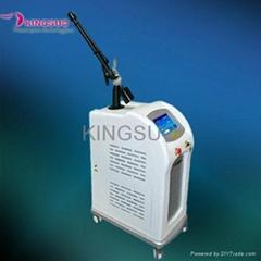 4 wavelength 1064nm/532nm/585nm/650nm q switch nd yag tattoo removal laser