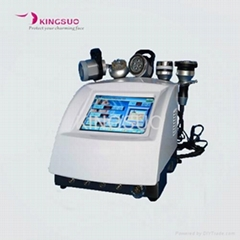 Multifunction slimming machine/Vacuum rf ultrasonic cavitation and rf