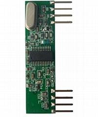 无线接收RX3400射频模块