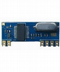 接收模块W-RX-M00-1超外差RF射频