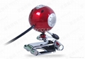 wholesale Free driver usb clip pc webcam with Mic 3