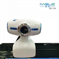 HD USB webcam Web Camera computer camera with microphone clip webcam 1
