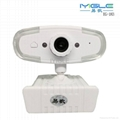 WHITE color USB PC Webcam high