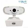 WHITE color USB PC Webcam high