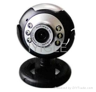 Computer webcam Microsoft 6 LED pc camera Webcam Camera Free Driver usb webcam 2