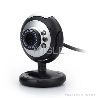 Computer webcam Microsoft 6 LED pc camera Webcam Camera Free Driver usb webcam 3