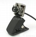 usb portable Webcam with 6LED Lights for computer/Web Cam PC Camera WebCam HD 3