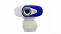 driver free mini pc webcam with microphone/usb 2.0 web camera clip pc webcam 2