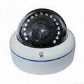 Factory Supply Effio-E Sony CCD 700TVL CCTV Dome Camera