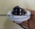 Mini Metal Bus Security CCTV Cameras with Audio Output
