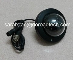 CCTV Bus Surveillance Mini Metal Dome Cameras