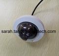 Bus Surveillance IR Camera CCTV Monitoring School Bus Dome Cameras
