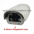 Plate Number Recognition AHD Camera for