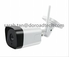 P2P Wireless WiFi Surveillance Network Bullet Camera
