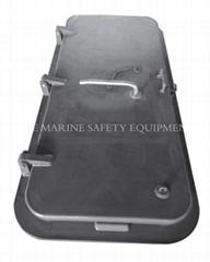 marine single handle watertight doors fire proof