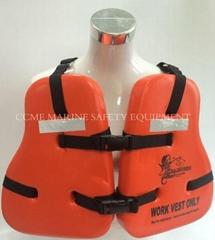 Marine solas life jacket with EC ceritificate
