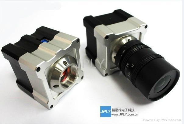 Good Performance 5.0 megapixel USB3.0 CCD Camera For Chemiluminescene 1
