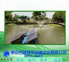 GLSUN500 光能水庫治理 綠色能源 高壓配套光伏版