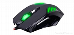 Computer mouse brands USB Wired Gaming Mouse DPI 2000