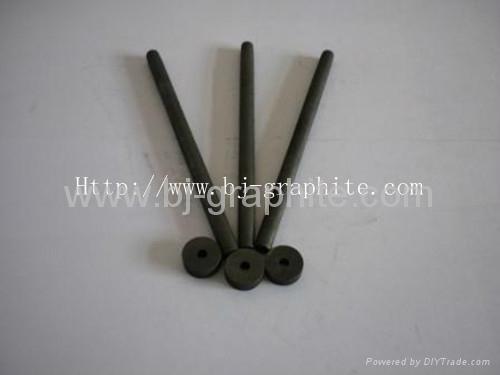 provide graphite disc electrode 3