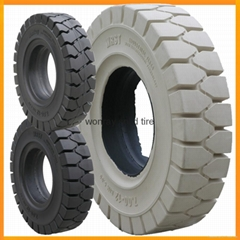 Hyster Forklift Parts Solid Tires 6.50-10 7.00-12