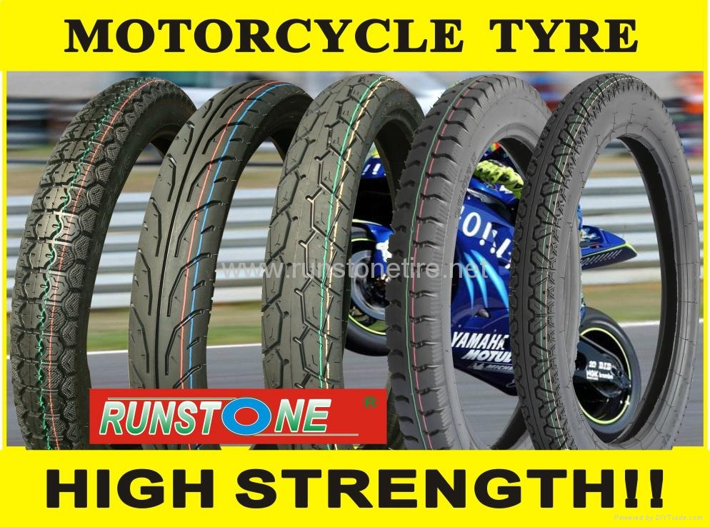 Motorcycle tyre/motorcycle tire 3 00-18 3 00-17 - Runstone (China