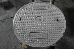 EN124 FRP Manhole Cover