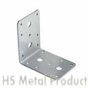 Galvanized angle bracket  4