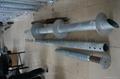 Commerical solar PV ground screw 2