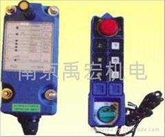 臺灣沙克起重機遙控器SAGA-L8B