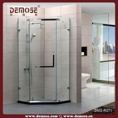 complete luxury shower enclosures