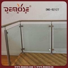 stainless steel fiberglass deck balustrade