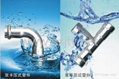 給水用薄壁不鏽鋼管