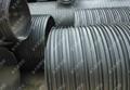 HDPE雙平壁鋼塑復合纏繞排水管 5
