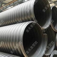 HDPE鋼帶增強波紋管