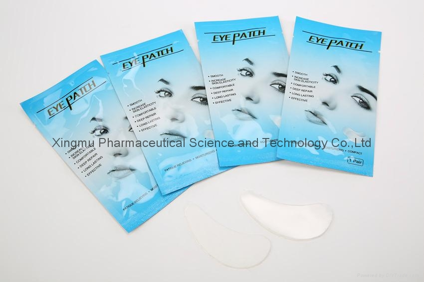 Anti-age Hydrogel Eye Patch with Collagen and Hyaluronic 5