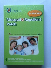 Essential Oil Mosquito Repellent Patch for Babies Children Adults