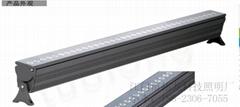 廣東新款LED方形透鏡洗牆燈