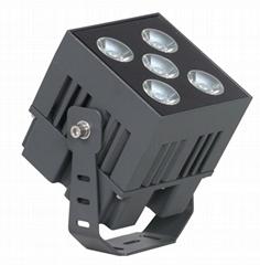 新款出模LED大功率投光灯