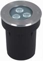 新款LED地埋燈3w 3