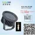 防水透氣18WLED投光燈 1