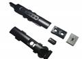 Zinc alloy  bolt and clip