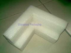 EPE foam corner protector  for  furniture packaging